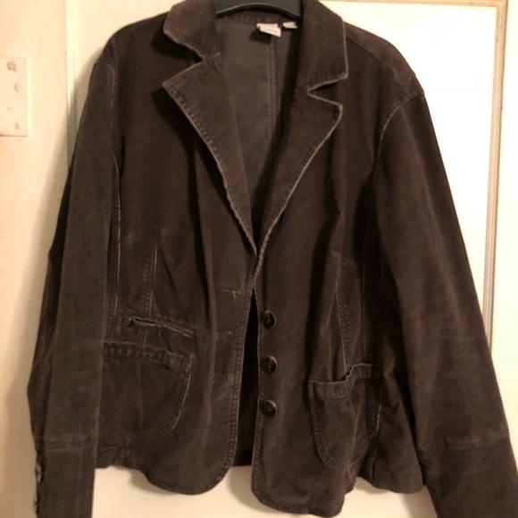 940d543b9 Caslon Jackets & Coats   Plus Size Brown Calson Blazer   Poshmark
